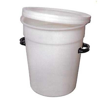 90 Litre Round Tapered Bin NR (Handles Extra)