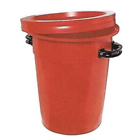 45 Litre Round Tapered Bin (Handles Extra)