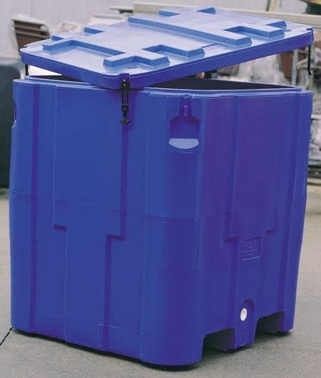 1000 Litre Insulated Upright Nylex Cool Bin