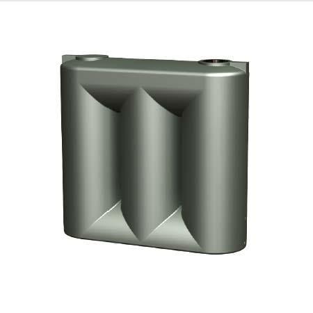 3000 Litre Short Base Slimline Water Tank